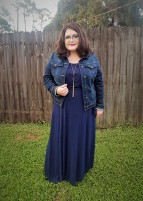Denim and Maxi