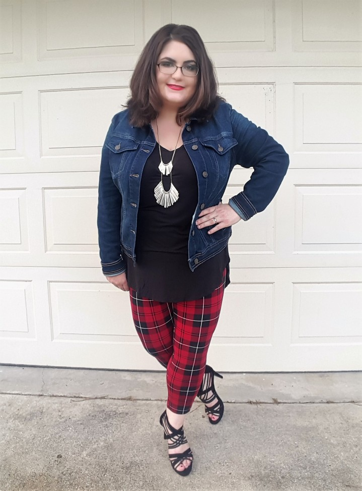 Denim and Plaid 3