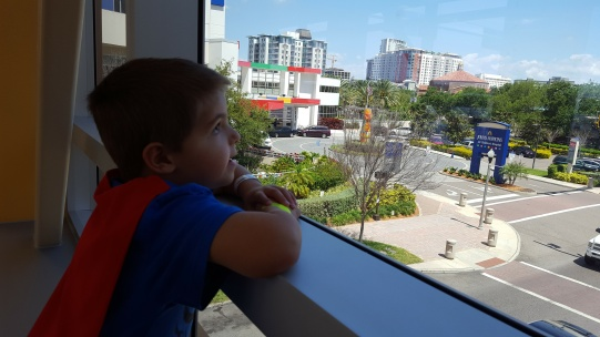 march ethan at children's hospital 2